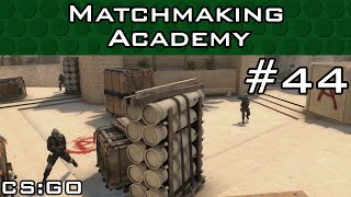 CS:GO Playing Palace Mirage - MM Academy #44