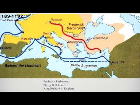 Tutorial The Third Crusade