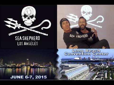 Scuba Show Long Beach 2015 - Sea Shepherd Los Angeles MEDIA