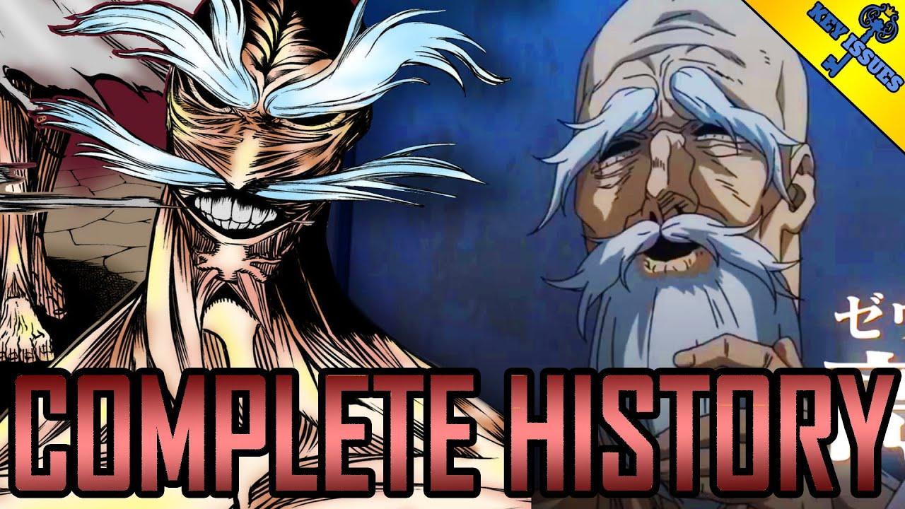 Zeus Complete History | Record of Ragnarok