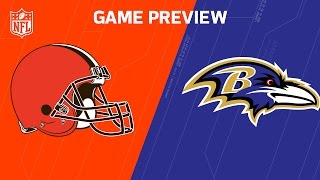 Browns vs. Ravens (Week 10 Preview) | Around the NFL Podcast | NFL