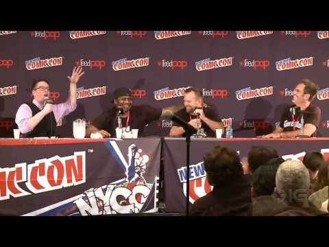 GTA V Steven, Shawn & Ned @ NYCC with IGN