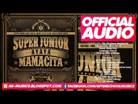 [MP3/DL]05. Super Junior (슈퍼주니어 ) - Shirt [VOL.07]