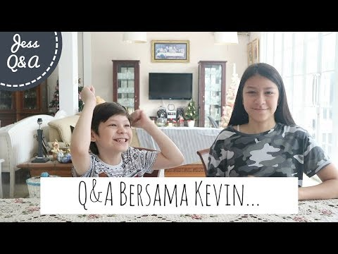 Q&A With Kevin (Danur) & Jessica (Tendangan Garuda)