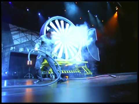 Steve Wyrick's 747 Jet engine Daredevil stunt