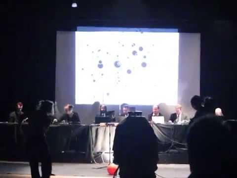 Decibel Ensemble interpreta John Cage // Geografie del suono #4 Perth -- Napoli