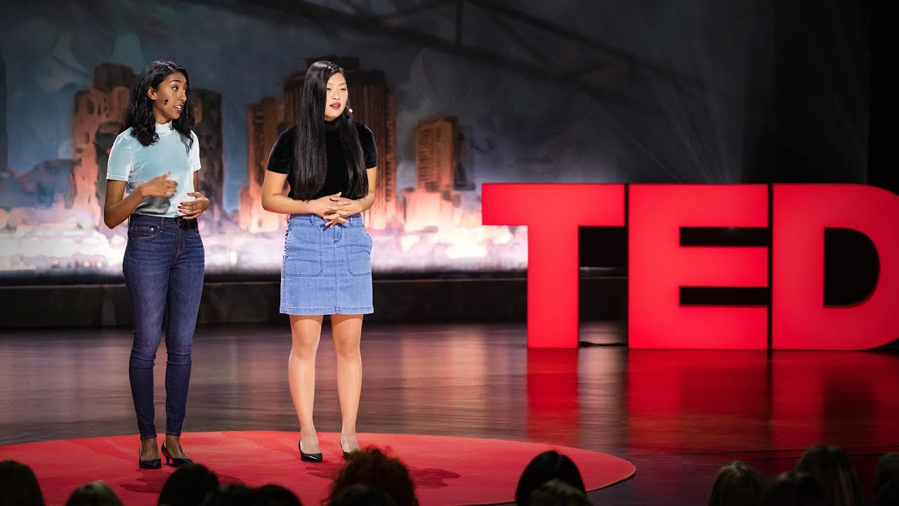 What it takes to be racially literate | Priya Vulchi and Winona Guo