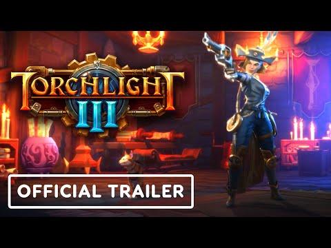Torchlight 3 - Official Sharpshooter Reveal Trailer