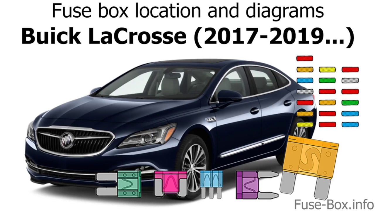 fuse box location and diagrams buick lacrosse (2017 2019 ) youtubefuse box location and diagrams buick lacrosse (2017 2019 )