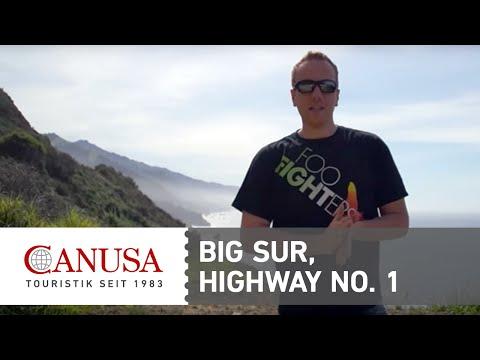 Big Sur - Unser Tipp auf dem Highway 1 in Kalifornien   CANUSA