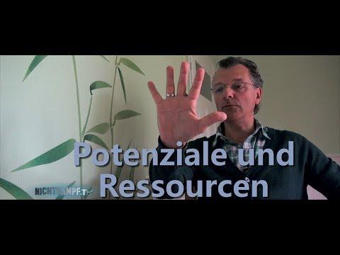 Rüdiger Lenz über Ressourcen und Potenziale | Nichtkampf.tv - THEMA
