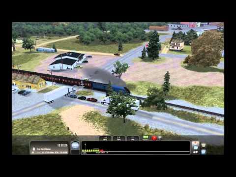 Train Simulator 2014: The Class A4 Pacifics.  