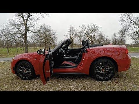 2018 Fiat 124 Spider Abarth - Phil's Morning Drive - S2E14