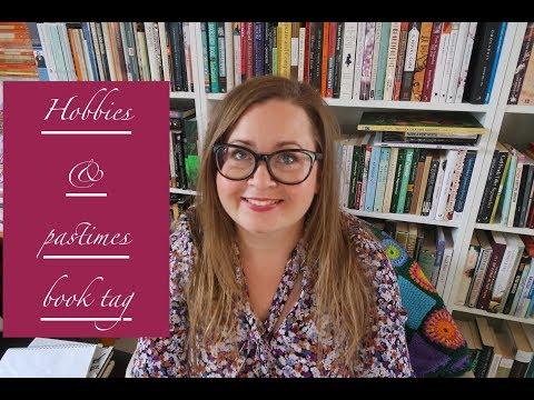 Hobbies & Pastimes Book Tag
