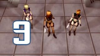 """(PS2) 'ICE' """"Cy Girls"""" Playthrough part 9 -A WELCOME PARTY-"""