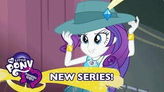 MLP: Equestria Girls - 'Rarity Investigates: The Case of the Bedazzled Boot' 🔍 You Choose the Ending