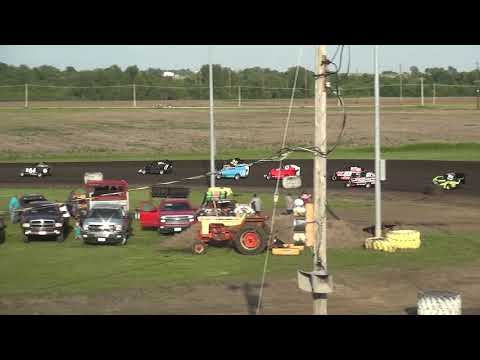 Xcel 600 Modified Heats Benton County Speedway 6/2/19
