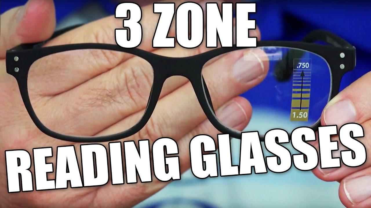 Tri Focus Reading Glasses Review- Headache-free!  | EpicReviewGuys CC image