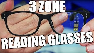 Tri Focus Reading Glasses Review- Headache-free! | EpicReviewGuys CC