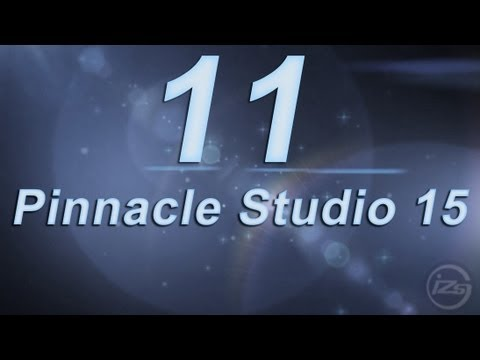 11_Футажи с прозрачностью в Pinnacle Studio 15
