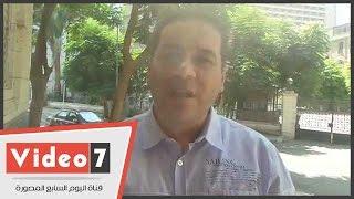 """بالفيديو .. مظهر شاهين:""""لا للأحزاب الدينية حتى لا نرى علم داعش فوق قبة البرلمان"""""""