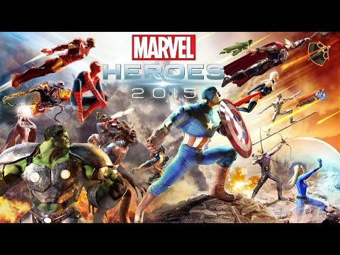 Marvel Heroes 2015: Episode 25: Exploring Wretched Slum and Ruined Projects