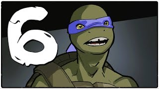 ШРЕДДЕР ВАРИТ МЕТ! (TMNT: Out of the Shadows) #6