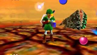 The Legend of Zelda : Ocarina of Time TAS in 1:18:15 by Abeshi