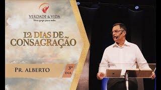 CULTO CONSAGRAÇÃO 12 DIAS // DIA 3 2019 (via Celular)