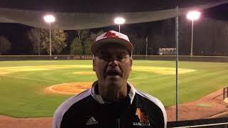 Baseball Postgame: Georgia Southwestern -  3 14 18