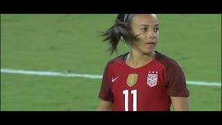 (2) USWNT vs England 3.7.2018 / SheBelieves Cup 2018