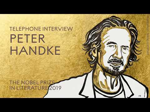 "Peter Handke: ""There was no ideology of the periphery, but I felt it my place."""