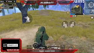 Duo vs Squad | PUBG MOBILE | POWERED BY OnePlus