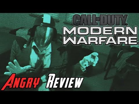 Call Of Duty: Modern Warfare Angry Review