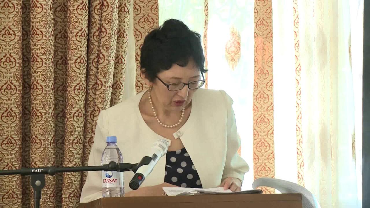 Защита докторской диссертации Бердібай Айжан Рахманқұлқызы  Защита докторской диссертации Бердібай Айжан Рахманқұлқызы