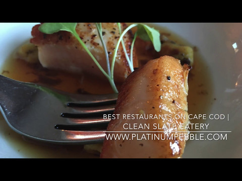 Best Restaurants on Cape Cod | Clean Slate Eatery #CapeCod #Dining #Foodies