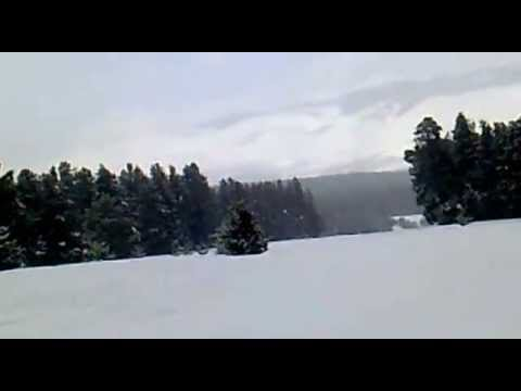 Sarıkamış Skiing 2nd Runway