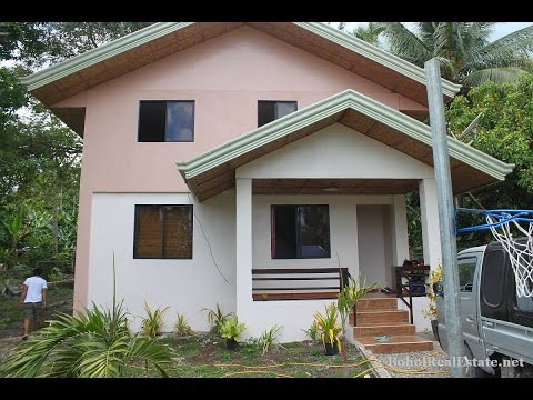 NEW House and Lot For Sale CHEAP Near Beach Panglao Bohol