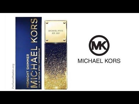 067a29467c31c Michael Kors - Midnight Shimmer Perfume - YouTube