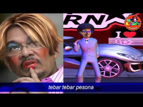 PARODY Anwar Ibrahim brondong tua