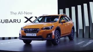 The All New SUBARU XV   87th Geneva International Motor Show