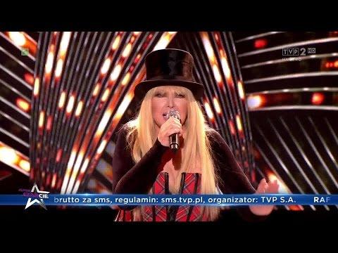 Maryla Rodowicz – Sing sing – Finał programu SuperSTARcie. Warszawa 2014