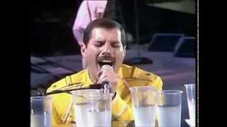 Queen  Live At Wembley Stadium 1986