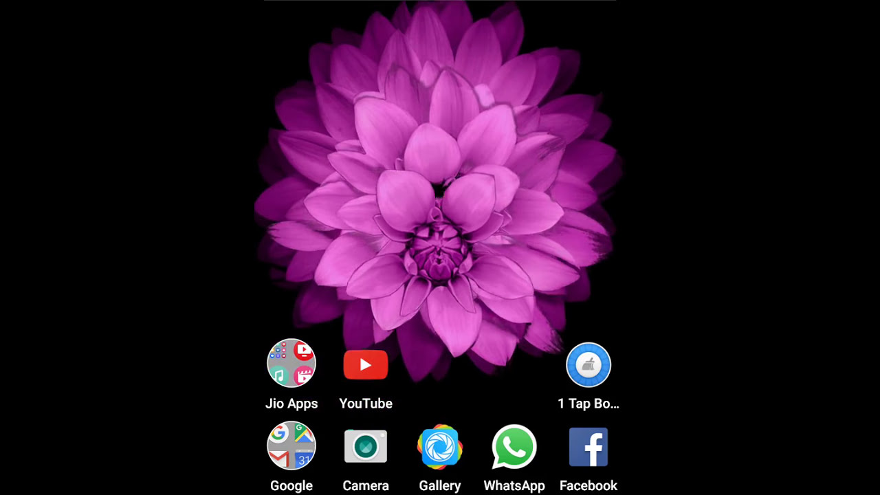 Wallpaper Para Smartphone 3d: How To Set 3D Background Wallpaper In Your Android