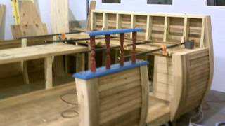 How To Build A Pirate Ship...buffet Table