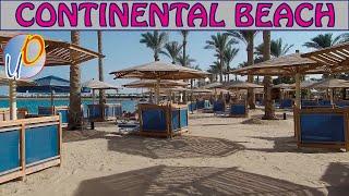 Continental Hotel Hurghada 5 Пляж Beach Strand Egypt Египет