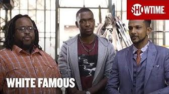 Jay Pharoah & Cast on Season 1   White Famous   SHOWTIME (2017)
