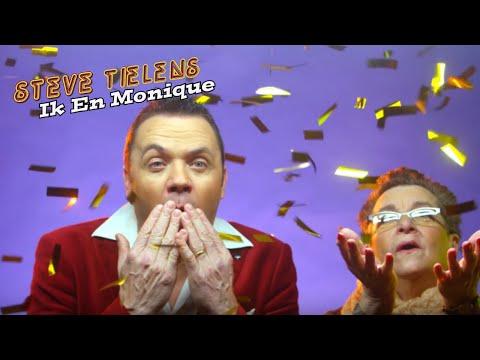 Steve Tielens - Ik En Ons Monique (Officiële Videoclip)