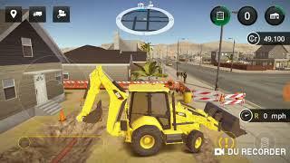 Прохождение игры Construction Simulator 2  1 часть 2 серия
