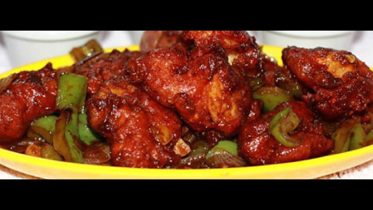 Spicy chicken chili recipe indian - Food fast recipes